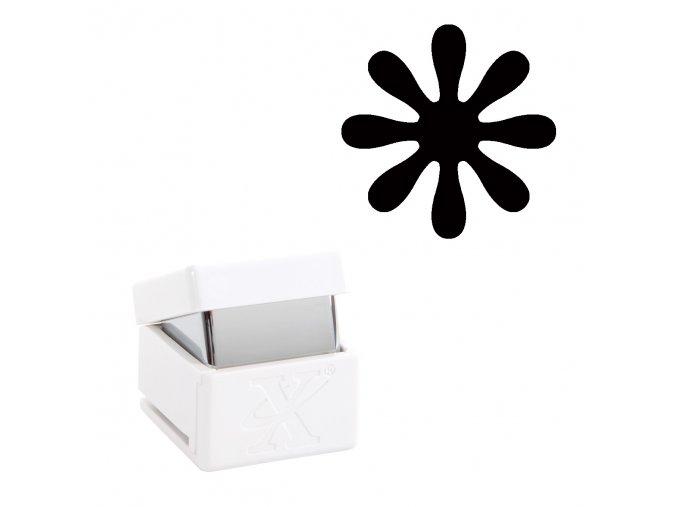 Děrovačka s motivem Xcut - Daisy S 1cm