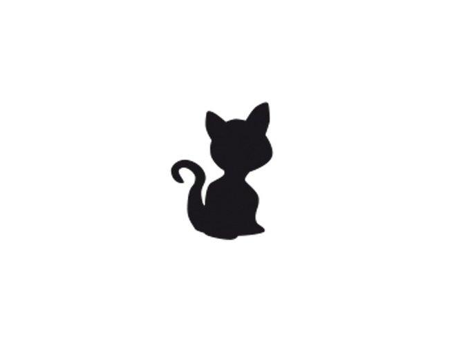 Děrovačka s motivem RICO - Kočka 1,6cm