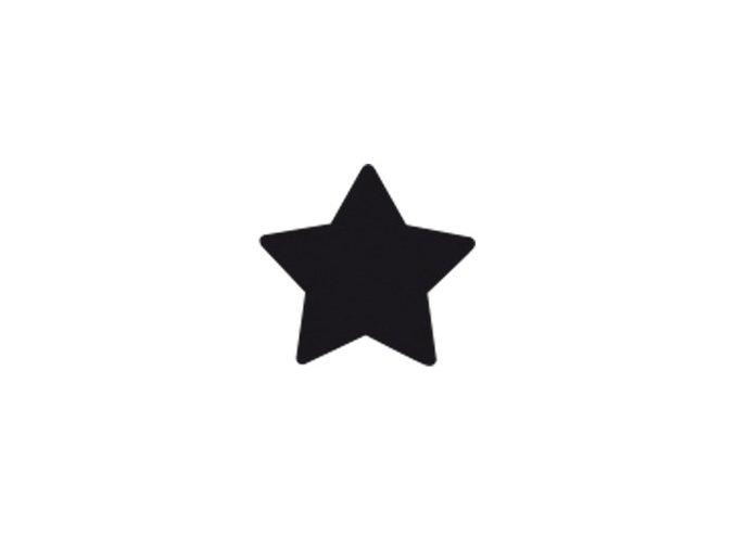 Děrovačka s motivem RICO - Hvězda 2,5cm