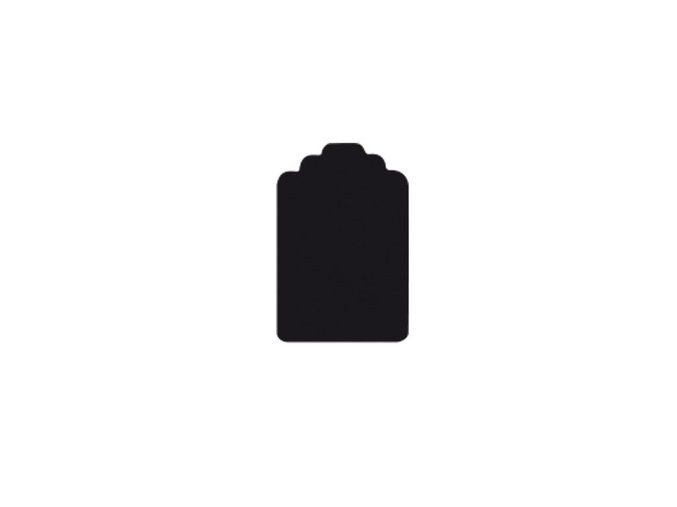 Děrovačka s motivem RICO - Cenovka 3,8cm