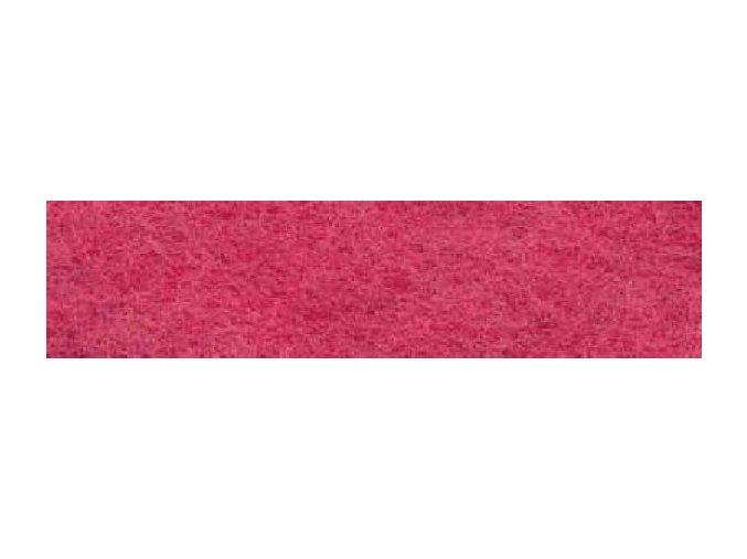 Vlna na plstění 40g - pink