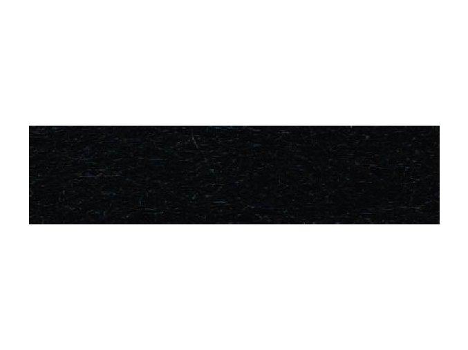 Vlna na plstění 40g - černá