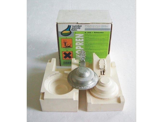 Lukopren N1522 + Katalyzátor - Silikonová kaučuková hmota na výrobu forem