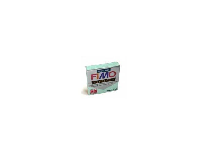 Modelovací hmota FIMO EFFECT  - 505 Zelená pastelová