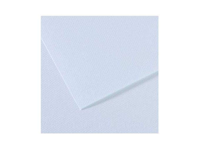 Pastelový papír 160g - č.102  Azurová