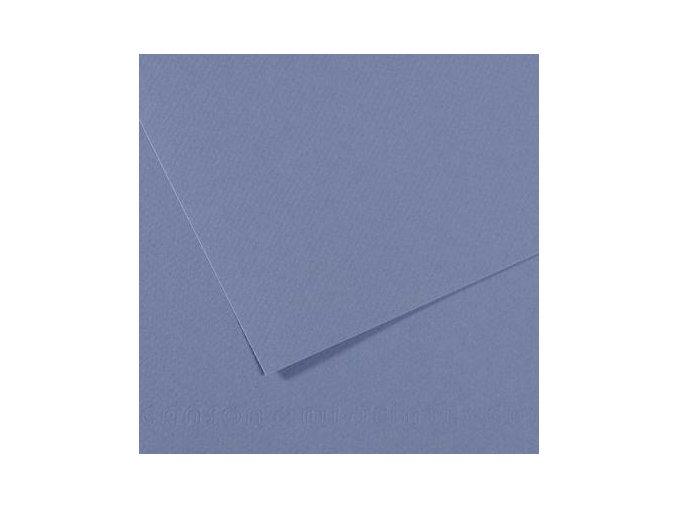 Pastelový papír 160g - č.118  Ledově modrošedá