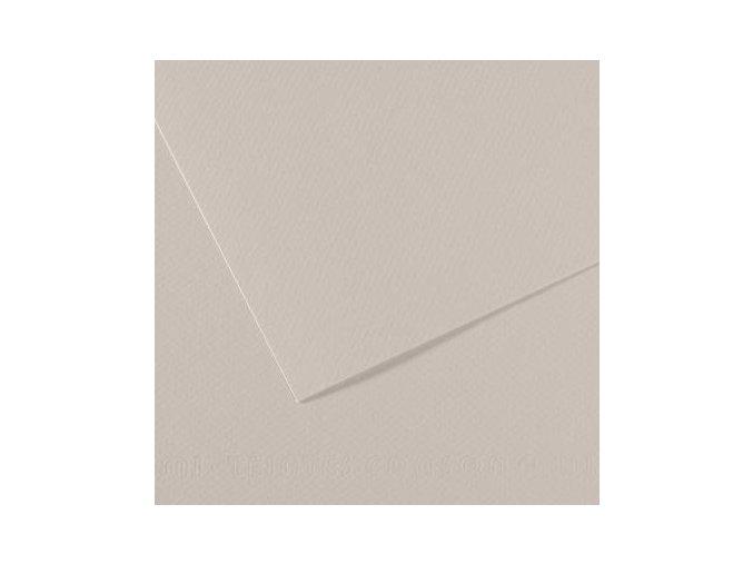 Pastelový papír 160g - č.120 Perlová šedá světlá