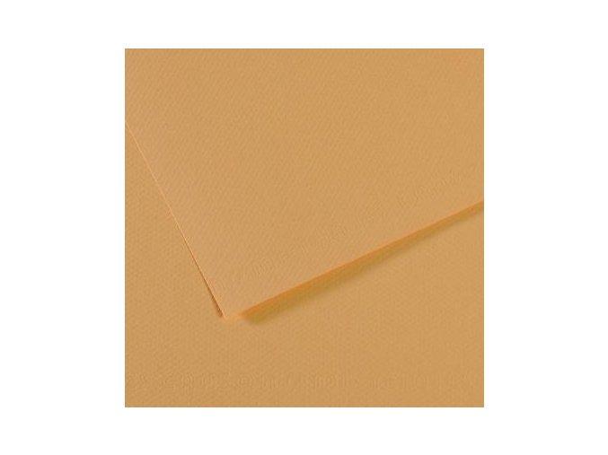 Pastelový papír 160g - č.340 Písková