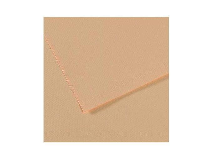 Pastelový papír 160g - č.350  Tělová