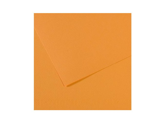 Pastelový papír 160g - č.374  Siena