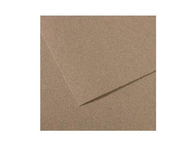 Pastelový papír 160g - č.431 Ocelově šedá
