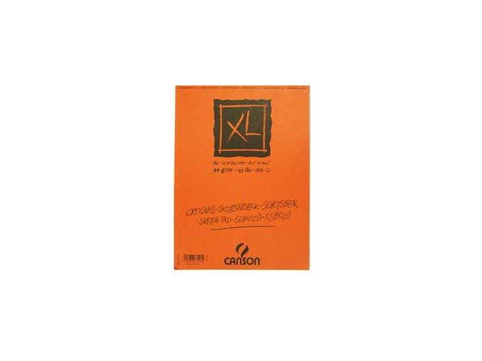 Blok skicovací 90g Canson  XL - A3 lepený