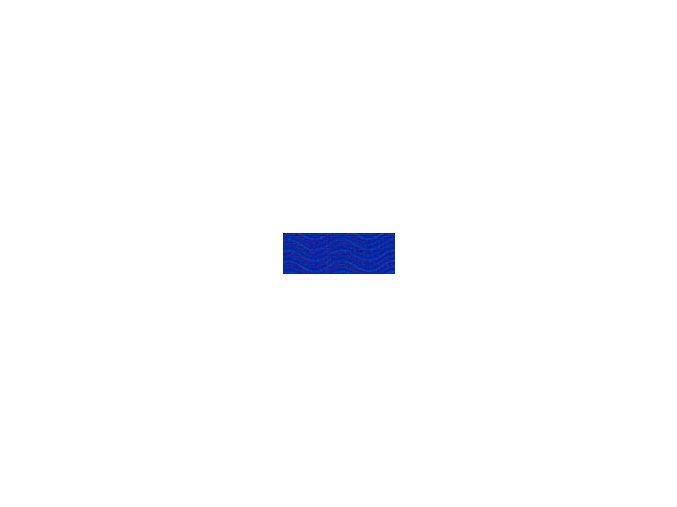 Vlnitě vlnitý karton 250g - Modrá
