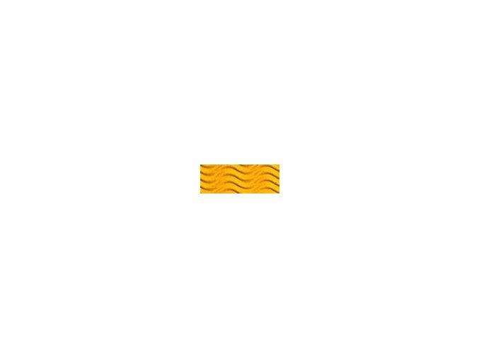 Vlnitě vlnitý karton 250g - Žlutá