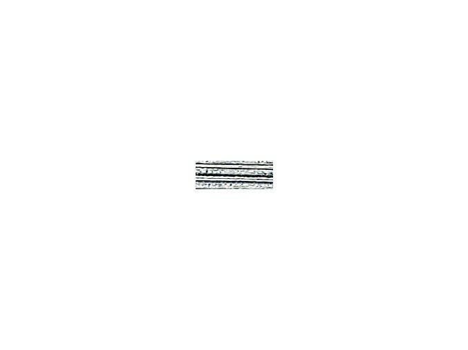 Vlnitý karton 250g - Stříbrný metalická