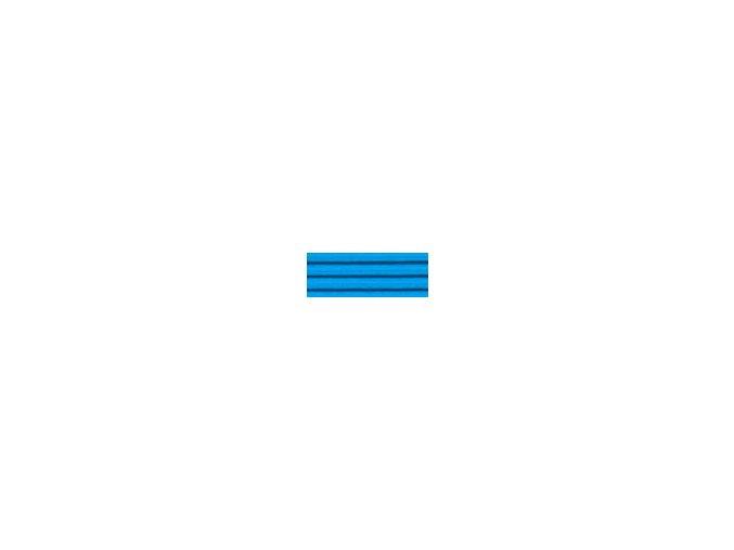 Vlnitý karton 250g - Světlemodrá
