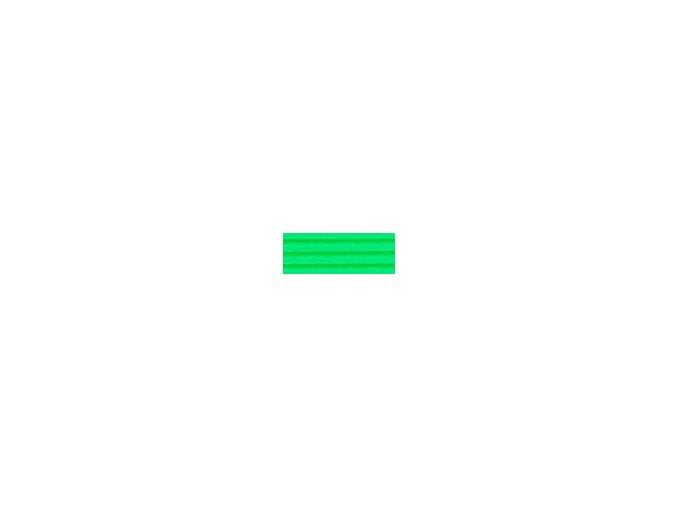 Vlnitý karton 250g - Světlezelená