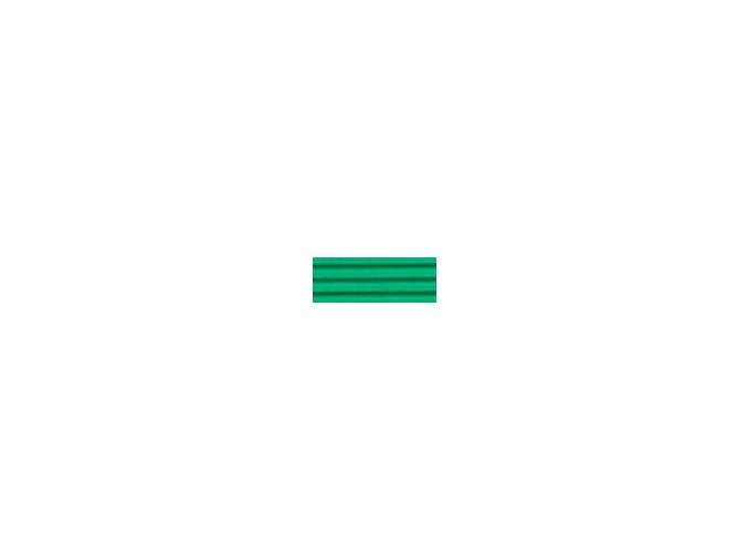 Vlnitý karton 250g - Tmavězelená