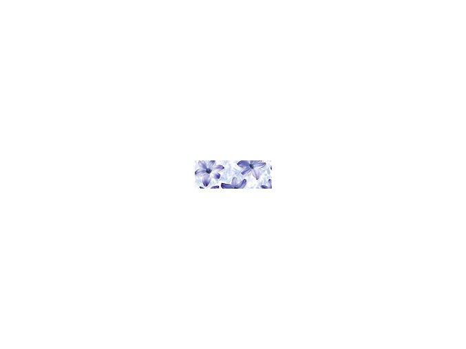 Motiv transparentní papír 50 x 70cm - Hyacint, 115g