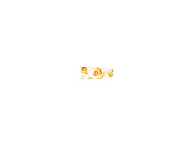 Motiv karton - Růže světlá 270g