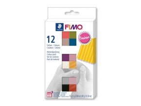 FIMO SOFT Fashion COLOURS