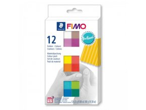 FIMO SOFT Brilliant COLOURS