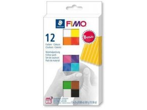 FIMO SOFT Basic COLOURS