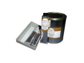 Kerotix závěr matný voskový - 800 ml. plechovka