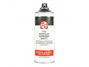 115 acrylic varnish spray