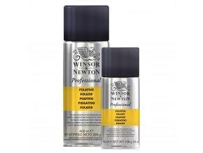 Pastelový fixativ Winsor a Newton 400 ml. sprej