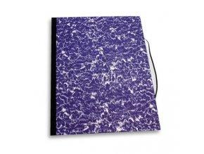 Desky na výkresy, kartonové s tkanicí 35x50 cm