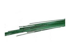 Květinový drát 0,8 mm x 50 cm, 20 ks - zelený