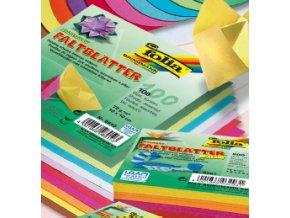 Origami papír - oboustraný 10x10cm