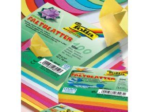 Origami papír - oboustraný 20x20cm