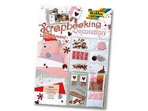 Sada na Scrapbooking  - Love