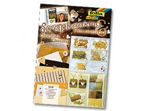 Sada na Scrapbooking  - Chocolate