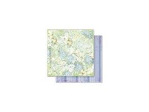 Scrapbooking papír Květinový 30 x 30cm/190g - Motiv 07