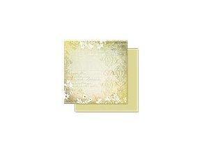Scrapbooking papír Podzimní 30 x 30cm/190g - Motiv 03