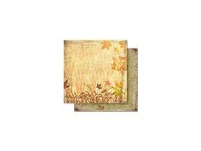 Scrapbooking papír Podzimní 30 x 30cm/190g - Motiv 07