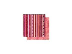 Scrapbooking papír Romantik 30 x 30cm/190g - Motiv 05