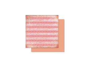 Scrapbooking papír Romantik 30 x 30cm/190g - Motiv 07