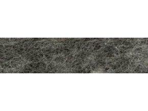 Vlna na plstění 40g - šedá