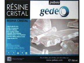Křišťálová pryskyřice na výrobu šperků -300ml.