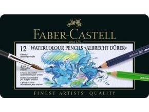 Sada 12 uměleckých akvarelových pastelek Albrecht Dürer - Faber-Castell