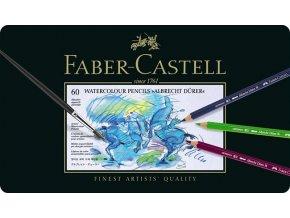 Sada 60 uměleckých akvarelových pastelek Albrecht Dürer - Faber-Castell