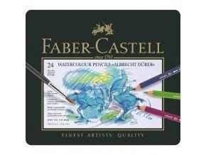 Sada 24 uměleckých akvarelových pastelek Albrecht Dürer - Faber-Castell