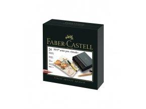 Sada tušových popisovačů Faber-Castell - Studio box 24ks