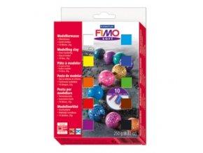 Sada modelovací hmoty FIMO 12 kusů
