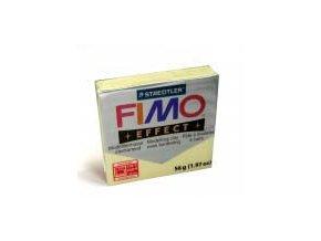 Modelovací hmota FIMO EFFECT - 105 Žlutá pastelová