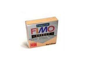 Modelovací hmota FIMO EFFECT - 405 Meruňková pastelová
